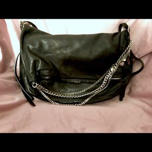 Jimmy Choo black purse/bag